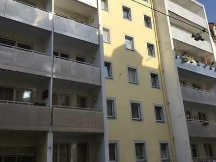 Geräumige Erdgeschoss-Wohnung am Alaunpark