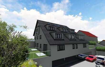 Attraktive 2 Zimmer Wohnung - Neubau Mehrfamilienhaus - nahe Augsburg