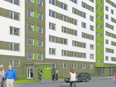 Wohnung ohne WBS im Seniorenwohnhaus