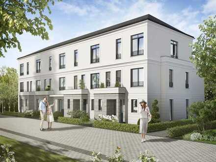 DICHTERVIERTEL, 3. BA, STILVOLL LEBEN AM STADTPARK - Haus-in-Haus-Wohnung mit eig. Garten