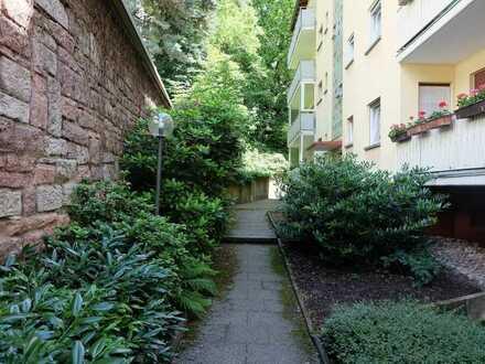 Schöne 3-Zimmer-Wohnung mit 2 Balkonen im Zentrum von Baden-Baden