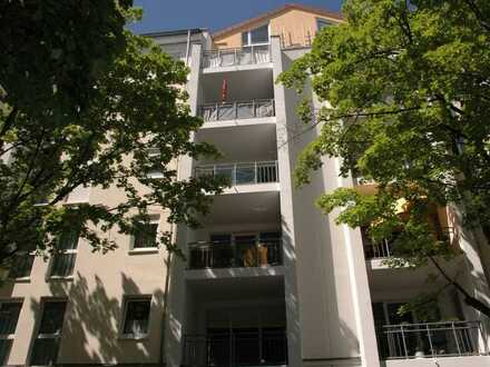Top-Wohnung in begehrter Lage! Helle, renov. 2-ZKBB, gr. sonniger Balkon, ruh. Lage in Rheinnähe