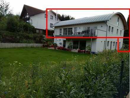 Großzügige 5-Zimmer-Wohnung mit großem Balkon und Garten