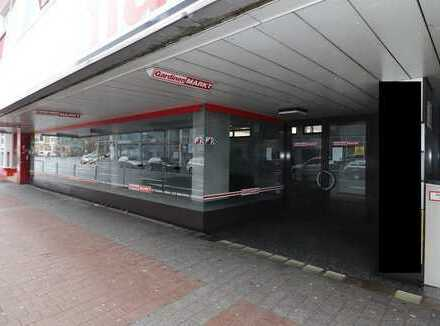 Ladenlokal in gut frequentierter Lage in Siegen!