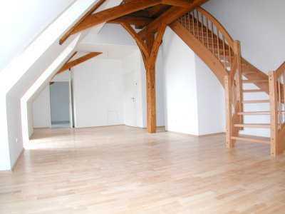 Exklusive 2-3-Zimmer-Maisonette-Wohnung in Ottobeuren - als Kapitalanlage -