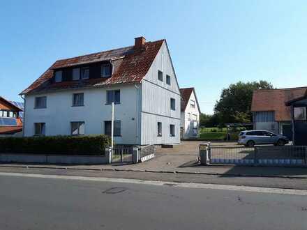 Wohn- und Übernachtungsanlage mit großzügigem Außengelände in Hessens höchstgelegener Stadt