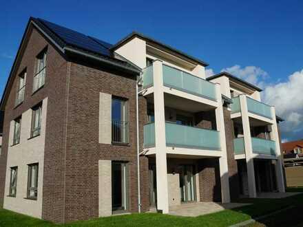 ansprechende 2-Zimmer-Wohnung mit Einbauküche in Quakenbrück zu vermieten