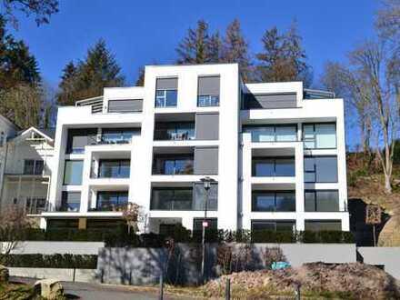 NEUBAU ERSTBEZUG! Privat Provisionsfrei! Stilvolle 4-Zimmer-Wohnung mit Balkon/Loggia am Kurpark.