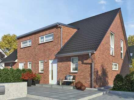 Doppelhaus mit Grundstück in Ahlen geplant!