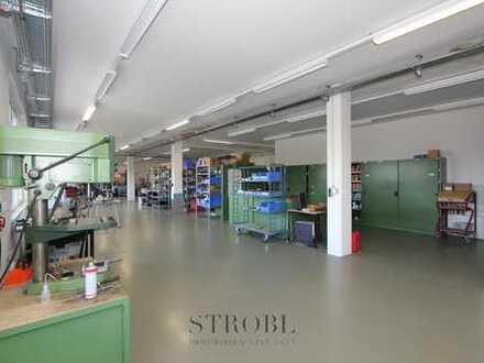 Unternehmenssitz in Egling - Moderne Büro- und Produktionsflächen zu vermieten