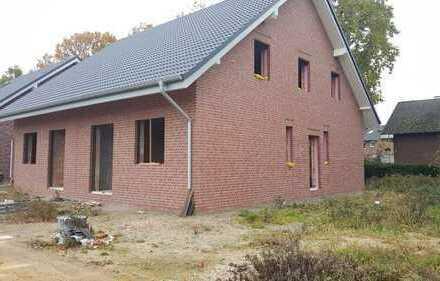 Neubau-Doppelhaushälften im beliebten Neubaugebiet von Raesfeld-Erle