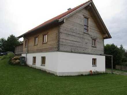 Neuwertiges Holzhaus in Schönsee!!!