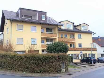 Geräumige Büro-/Praxiseinheit mit 3 Stellplätzen in Dielheim-Horrenberg