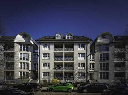2-Raum-Wohnung mit Tiefgarage im schönen Magdeburg-Stadtfeld zu verkaufen