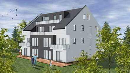 Barrierefreie Eigentumswohnung mit Terrasse in Netphen - Neubau - PROVISIONSFREI -
