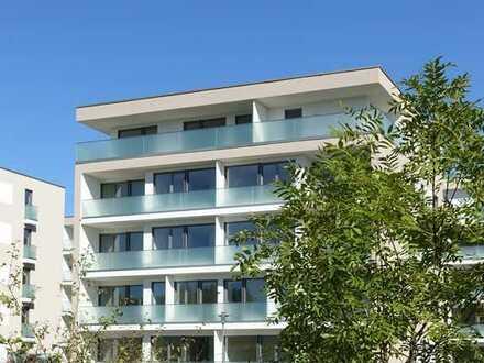 Großzügige 4 Zimmer Wohnung im Erdgeschoss am Hafen Neulindenau.
