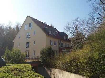 2,5 Zimmer-Souterrain-Wohnung im Dortmunder Süden