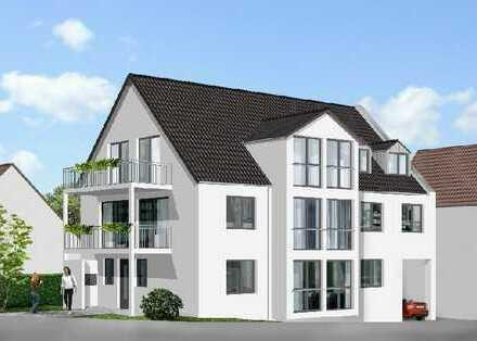 Zentral und nachhaltig! 3,5-Zimmer-Neubau-Wohnung mit hochwertiger Ausstattung