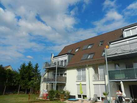 Mordene Erdgeschoss-Wohnung in kleiner Wohnanlage in Neuenburg