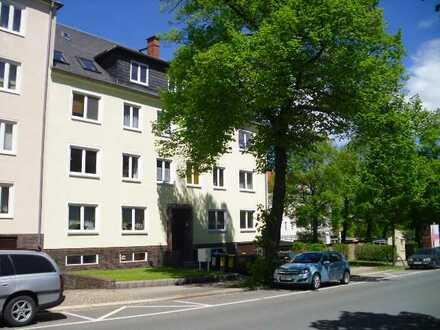 1 Raum Wohnung mit 37 m² , Laminat, Bad mit Wanne