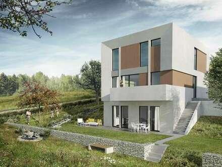 Modernes Einfamilienhaus – mitten in der Natur nahe bei Stuttgart!
