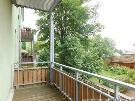 Single-Wohnung mit tollem Balkon
