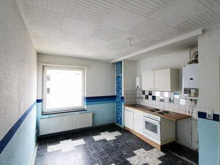 1-Zimmer ETW mit großer Küche und Balkon