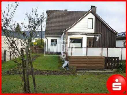 Freistehendes Siedlungshaus in Nürnberg-Moorenbrunn mit kleinem Grundstück