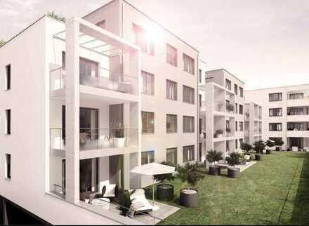 Erstbezug: stilvolle 4-Zimmer-Wohnung mit Balkon in Lörrach