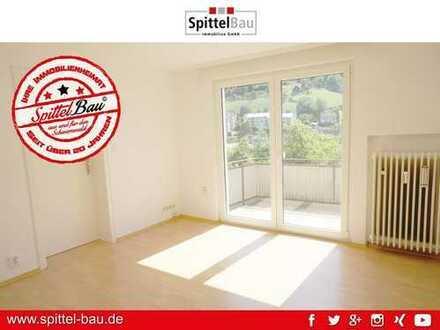 2 Zimmer Hochparterre-Wohnung in ruhiger Lage von Schramberg zu vermieten!