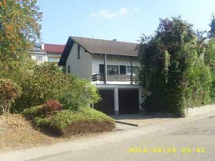 """Einfamilienhaus in gehobener Wohnlage in Weingarten """"Auf der Setz"""""""