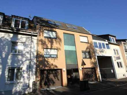 Bonn-Rüngsdorf, rheinnahe Lage: wunderbare, vermietete 3-Zimmer-Maisonette-Wohnung