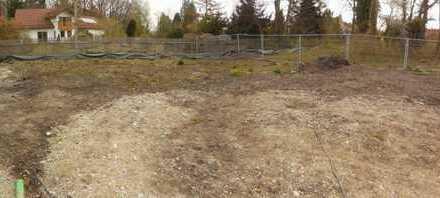 Das letzte Grundstück - Bauen Sie Ihren Eigenheim-Traum auf ca. 1.000qm Grund, Eichenau S4