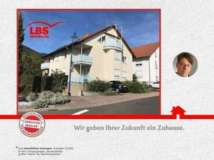 Helle 2-Zimmer-Küche-Bad-Eigentumswohnung mit Aussicht