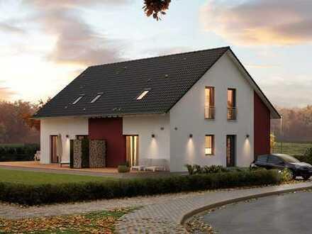 KFW Niedrigenergiehaus mit Einliegerwohnung