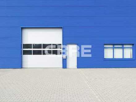 Produktionshalle mit Bürogebäude ab Juni 2020 verfügbar!