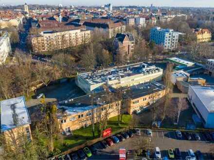 Produktionsliegenschaft in zentraler Berliner Lage zu verkaufen