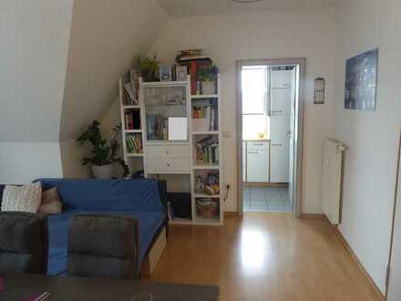 2-Zimmer Wohnung im Dachgeschoss