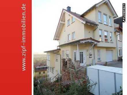 **Großzügiges attraktives Stadthaus mit ELW in bevorzugter Lage von Gelnhausen-Stadt**