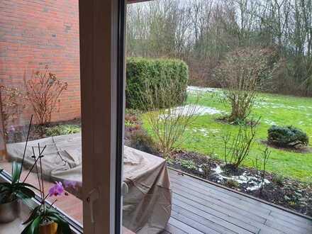 Gepflegte 3-Zimmer-EG-Wohnung mit Terrasse und EBK in Admannshagen-Bargeshagen