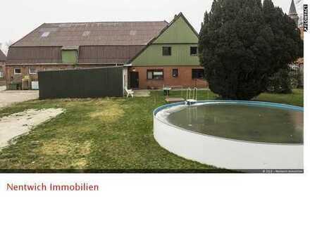 Brunsbüttel: Historisches Fachwerkhaus sucht Liebhaber