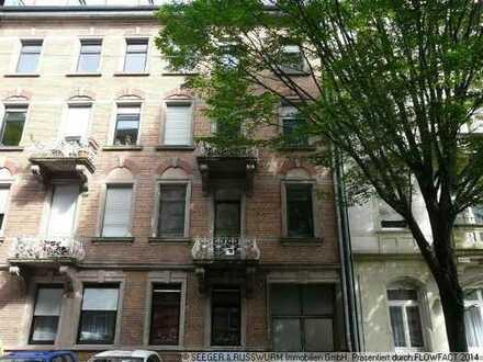 Helle Altbauwohnung in der Oststadt! Die Wohnung ist vermietet!