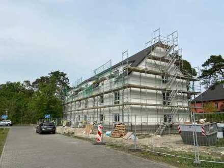 Erstbezug: exklusive 2-Zimmer-Wohnung mit Terrasse und Garten in Wustermark
