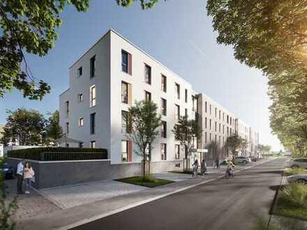 Moderne Eigentumswohnung inkl. Balkon - Wohnung 21