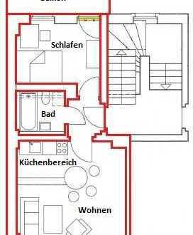 Schöne 1,5 Zimmer Wohnung in Dresden, Übigau
