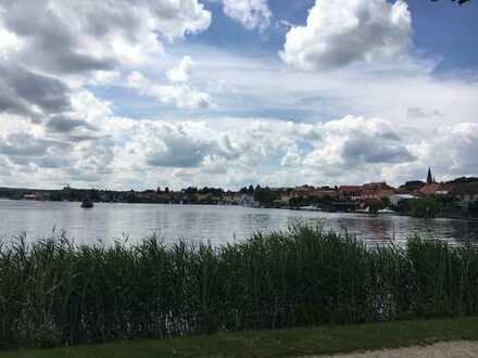 Unweit vom See in der Inselstadt Malchow! Mitten in der Mecklenburgischen Seenplatte!!!