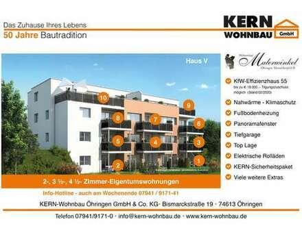 Verkaufsstart! 3,5 Zi.- Wohnung mit Terrasse und Gartenanteil WHG_01