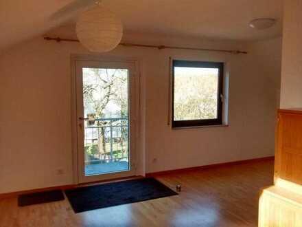 Exklusive, gepflegte 1-Zimmer-DG-Wohnung mit EBK in Erlangen Dechsendorf