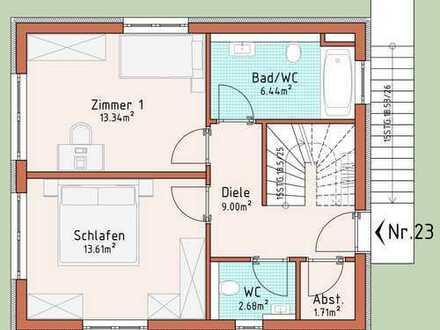 Neubauprojekt Harthausen - Haus 4 - Wohnung 23