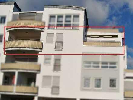 Exklusive, geräumige Wohnung mit Panoramablick in Ludwigshafen-Süd